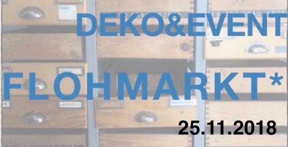 Deko & Event Flohmarkt*